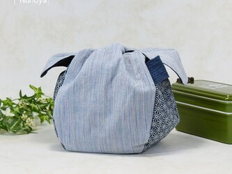 ころんと可愛いお弁当袋♪ きゅっとぷち袋(少し大きいサイズ) :B5の画像