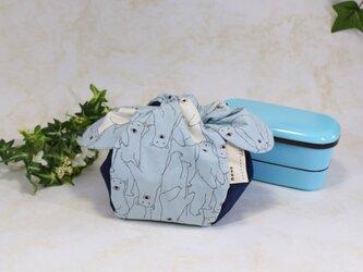 ころんと可愛いお弁当袋♪ きゅっとぷち袋(小さめサイズ):S4の画像