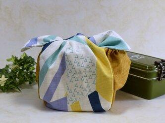ころんと可愛いお弁当袋♪ きゅっとぷち袋(少し大きいサイズ) :B7の画像