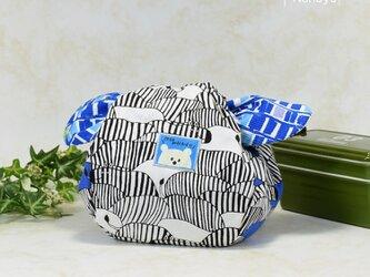 ころんと可愛いお弁当袋♪ きゅっとぷち袋(少し大きいサイズ) :B8の画像