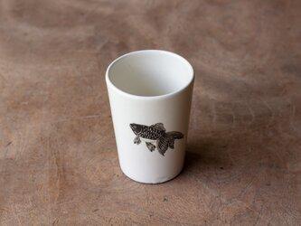 粉引フリーカップ(キンギョ)の画像