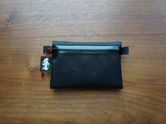 flat pouch S⁺ x-pac Blackの画像