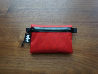 flat pouch S⁺ x-pac Redの画像