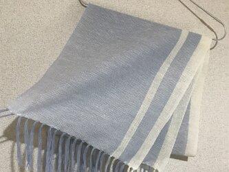 手織りストール SP38の画像