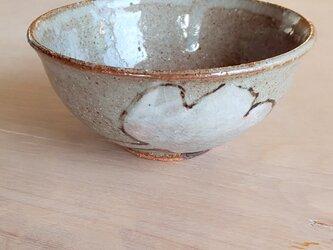 茶碗(R-2 白ばら)の画像