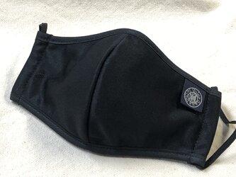 高性能マスク 黒Mサイズ【予約注文】再出品8月上旬お届け分 VDLCオリジナルの画像