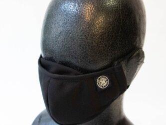 【L/黒】高性能布マスクの画像