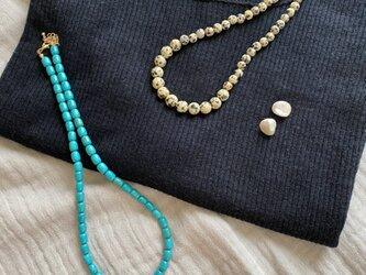 Stone  Necklaces :Jasperの画像