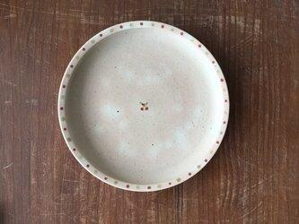 スプーン皿 さくらんぼ 赤の画像