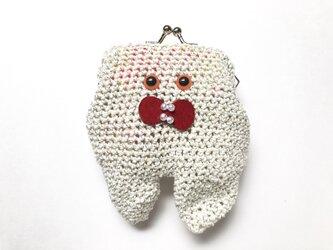 奥歯のがま口の画像