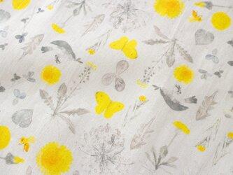 測り売り・meadow flowers / 20番手 ハーフリネンの画像
