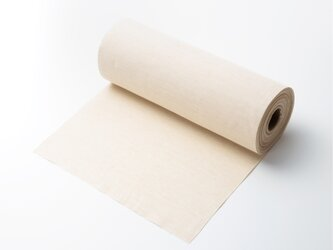 茶綿の平織り - 文規格(33cm巾)の画像