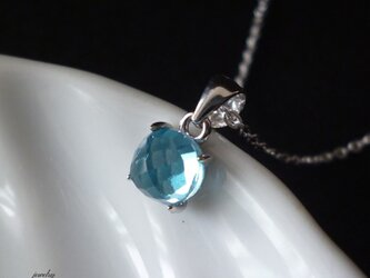 Candy necklace - topaz #6の画像
