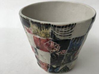 陶芸 手びねり 手作り カップの画像