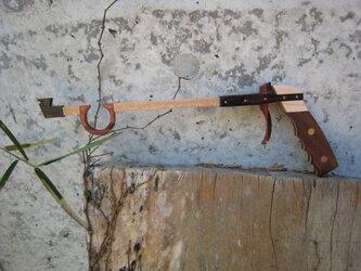 ゴム鉄砲:キセルの画像