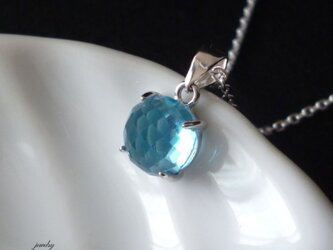 Candy necklace - topaz #8の画像