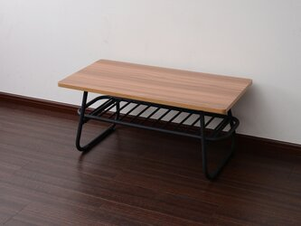 Factory Black Low Tableの画像