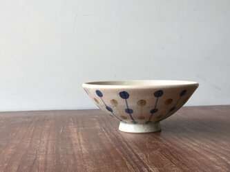 平茶碗 玉つなぎ 青の画像
