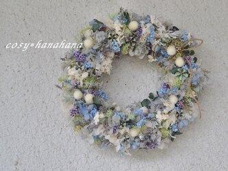 泉の水面wreathの画像