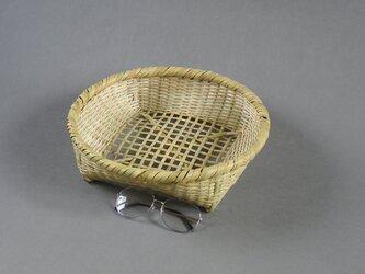 生活の道具 ざる編み 盛り籠 千島笹 根曲り竹の画像