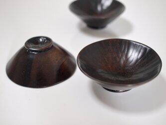 黒柿の盃の画像