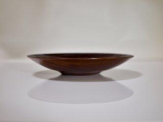 七寸の楓皿の画像
