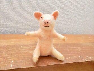 豚と一緒にの画像