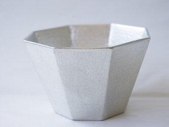 純錫製 「八角ロックタンブラー」の画像