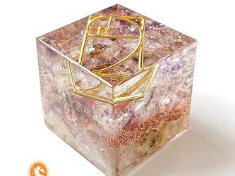 キューブオルゴナイト DOUBLE breakthrough  [現物なしの場合は受注制作]cube100700006の画像