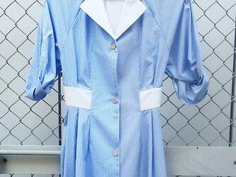㊷ la robe de trois types de materiauxの画像