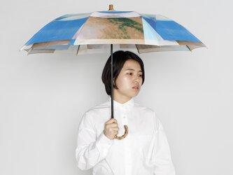 晴雨兼用折りたたみ日傘 - BRAND NEW DAY -の画像