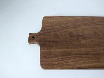Cutting Board LL - ブラックウォルナットの画像