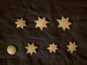 星バッヂの画像