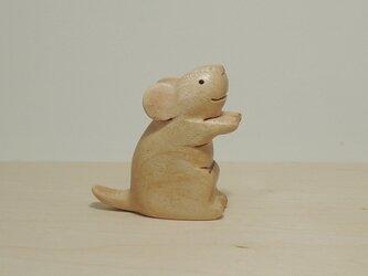 小さなネズミの置物 №5の画像