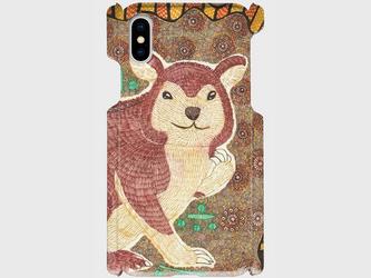 《スマイル》iPhoneケース/スマホケース/セスジキノボリカンガルーの画像