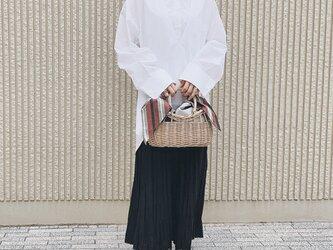 カゴバッグ&吾妻袋の画像