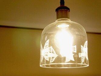 ceiling light birdの画像