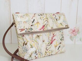 【再販】moda ボタニカル柄 ショルダーバッグの画像