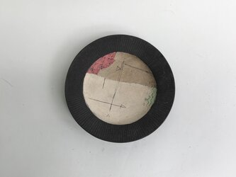 化粧掻き落とし文様 小皿181の画像