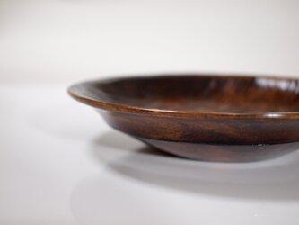楓六寸皿の画像