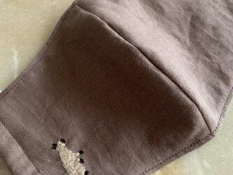 マスク シャム猫の画像