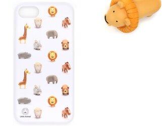 動物モチーフ iphone/スマホハードケース ブランド/リトルアニマル キャラクター/グッズ 携帯 IPHONE モバイルの画像