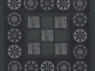 風呂敷  包み 木綿 ふろしき  蓮華  京都 綿100% 105cm幅 化粧箱入の画像