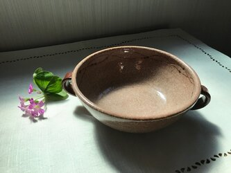 NO. 43スープカップ(ブラウン)の画像