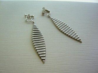 Earrings―ストライプの画像