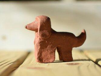アフガンハウンド 犬 置物の画像