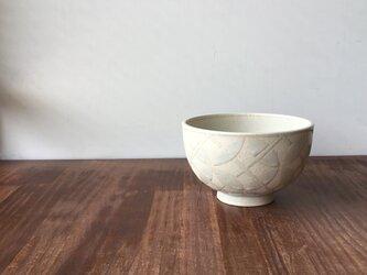 小丼碗 釉抜組七宝紋の画像