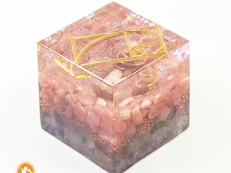 キューブオルゴナイト DOUBLE confidence cube101100001の画像