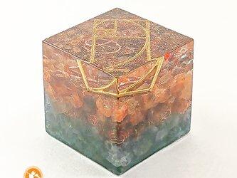 キューブオルゴナイト DOUBLE resonance cube100500003の画像