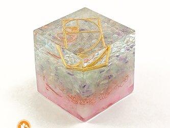 キューブオルゴナイト DOUBLE sympathy cube100600002の画像